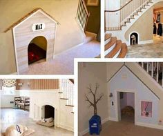 Dog House under Staircase 1
