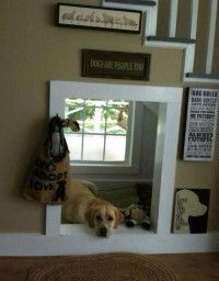 Dog House under Staircase 14