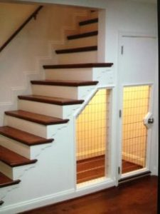 Dog House under Staircase 3