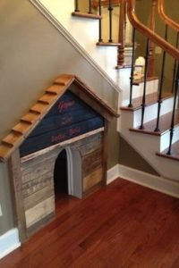 Dog House under Staircase 4