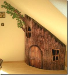 Dog House under Staircase 5