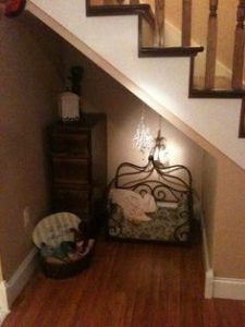 Dog House under Staircase 7