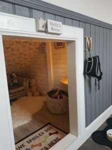 Dog House under Staircase 9
