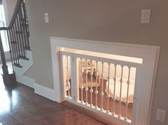 Under Stairs Dog House 2
