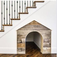 Under Stairs Dog House 3