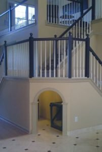 Under Stairs Dog House 7