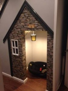 Under Stairs Dog House 8