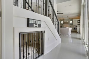 Dog House Under Staircase