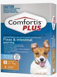 Comfortis Plus 6