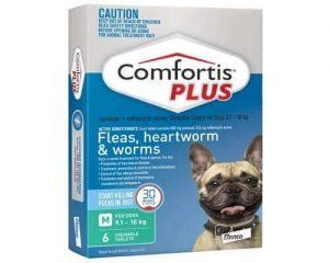 Comfortis Plus Green