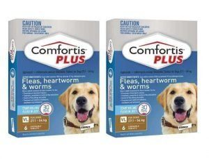 Comfortis Plus for Dogs 1