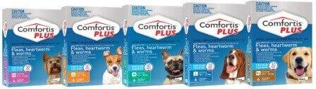 Comfortis Plus 1
