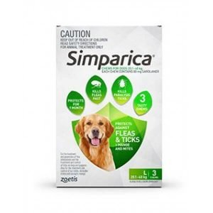 Simparica for Dogs 6
