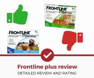 frontline plus review