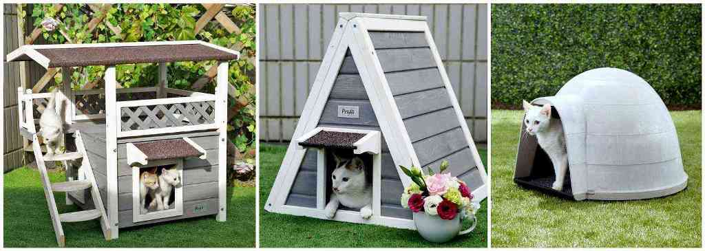Best Outdoor Cat Houses 4