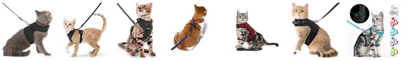 CAT HARNESSES 3