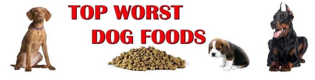 Worst Dog Food
