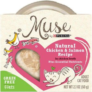 Muse by Purina Grain Free Dry Cat Food