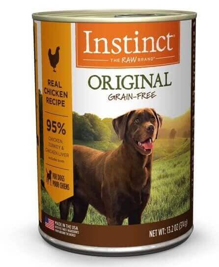 Natures Variety Instinct Original Grain Free Recipe