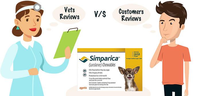 Simparica Vet Reviews