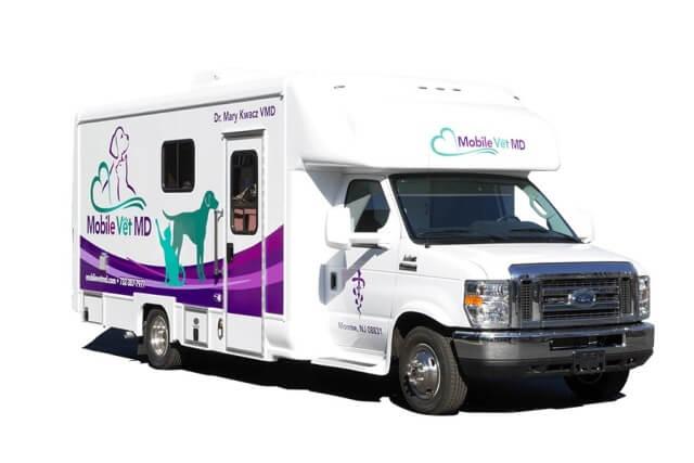 Vet Clinic on Mobile 1